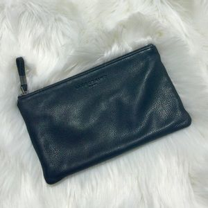 Liebeskind Black Leather Pouch